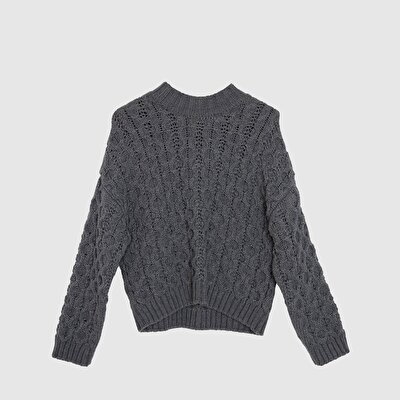 Picture of Oversized Long Sleeve Tricot