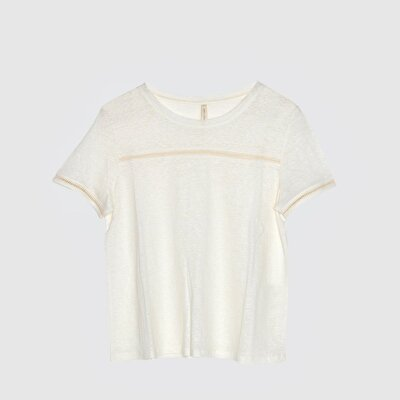 Picture of Round Neck Short Sleeve T-Shirt