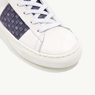 Resim Arkası Lastikli Spor Ayakkabı