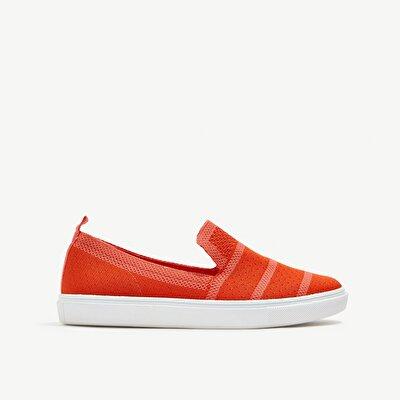 Resim Örgü Spor Ayakkabı