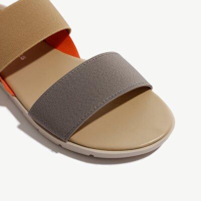 Resim Lastik Bantlı Sandalet