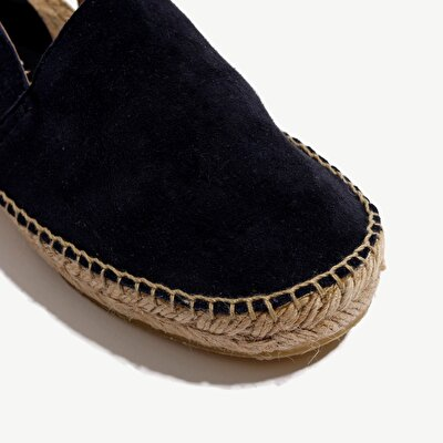 Picture of Leather Espadrilles