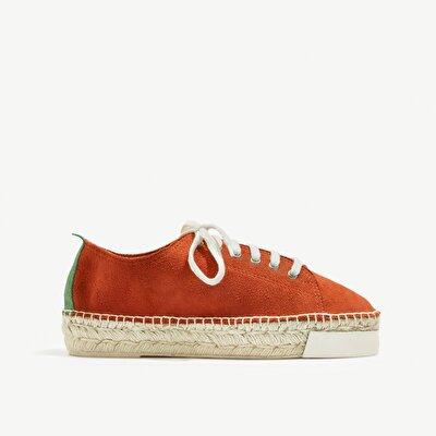 Resim Espadril Spor Ayakkabı