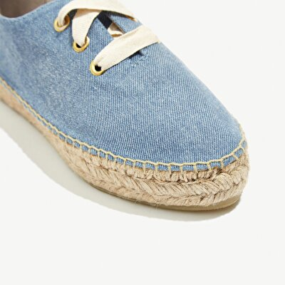 Denim Espadril