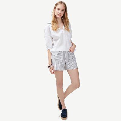 Mariner Shorts With Pocket Detail