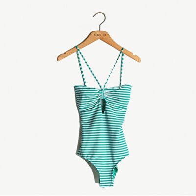 Picture of Back Detailed Swimsuit