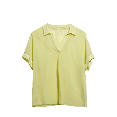 Picture of Shirt Sleeve Blouse