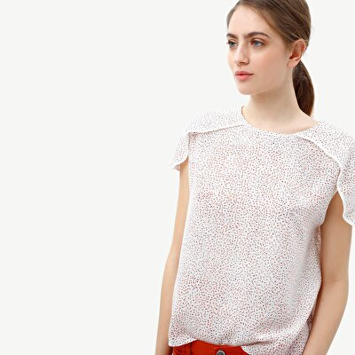 Picture of Shoulder Detailed Blouse