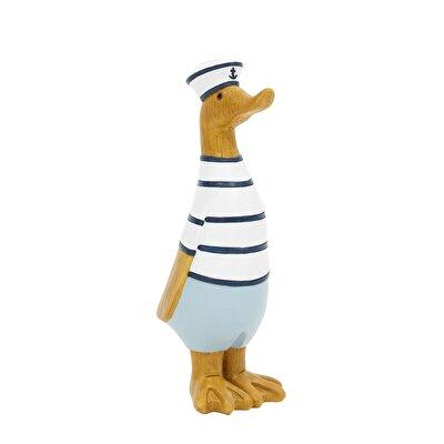 Decorative Duck Figure ( 17 Cm )