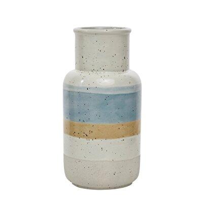 Ceramic Vase ( 11,5 X 24 Cm )