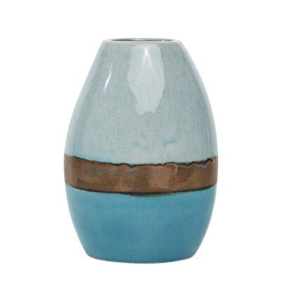 Ceramic Vase ( 18 X 14 X26 Cm )
