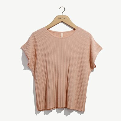 Picture of Pleat Detailed Knitwear