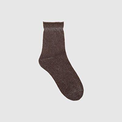 Resim Simli Çorap