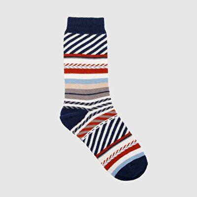 Resim Renkli Çorap