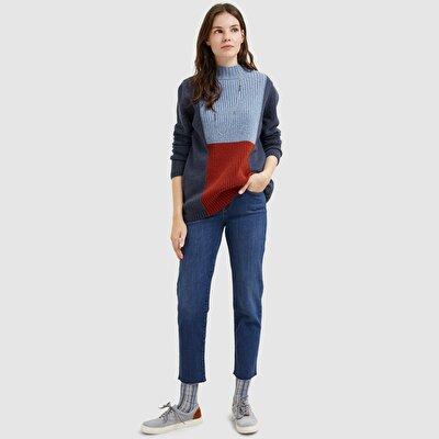 Regular Fit  5 Pocket Pants