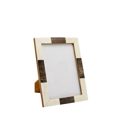 Picture of Horn Frame ( 12 X 18 Cm )