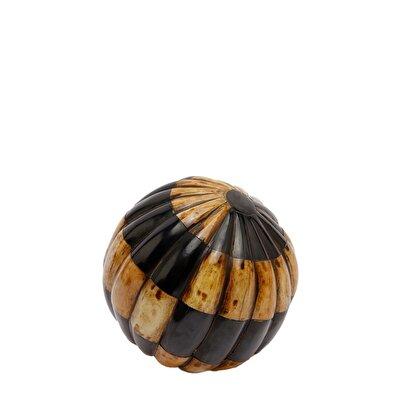 Picture of Decorative Ball In Bone (13 Cm)