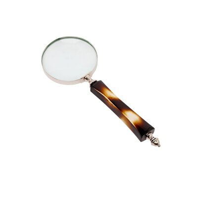 Picture of Magnifier With Bone Handle (10,20 Cm)