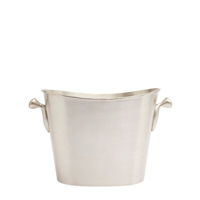 Picture of Silver Plated ice Bucket ( 16,5 X 27,5 X 17,5 Cm )