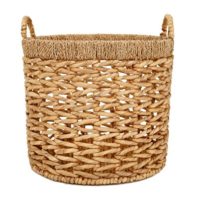Picture of Straw Basket ( 38 X 43 X 43 Cm )