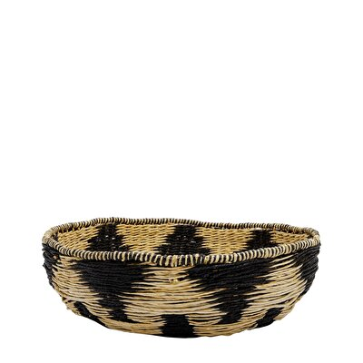 Picture of Straw Basket ( 52 X 52 X 17 Cm )
