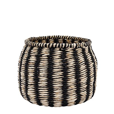 Picture of Straw Basket ( 25 X 25 X 19 Cm )