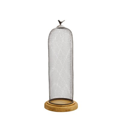 Picture of Decorative Bird Cage ( 27,5 X 71 Cm )