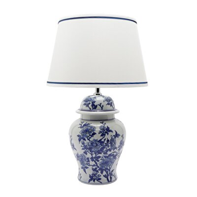 Ceramic Table Lamp ( 43 X 70 Cm )