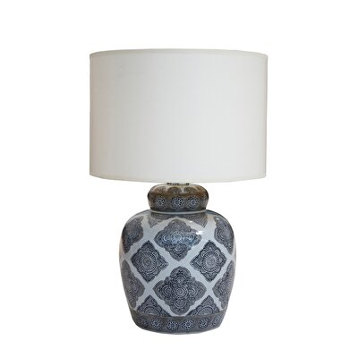 Ceramic Table Lamp ( 30 X 46.5 Cm )