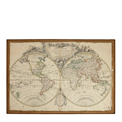 Picture of MaP-Patterned Table ( 91 X 61 Cm )