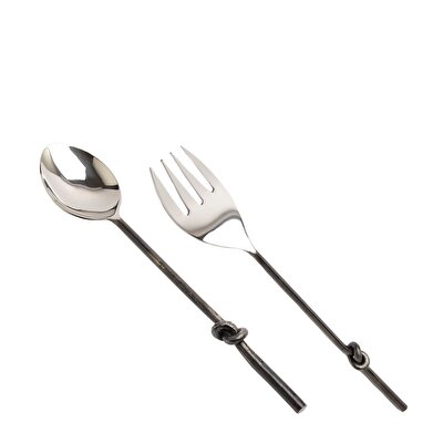 Stainless Steel Service Spoon ( 31,50 Cm )
