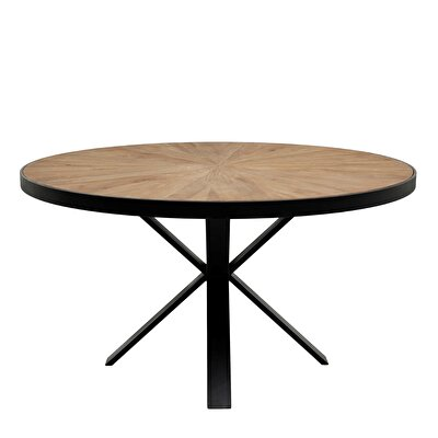 Picture of Round Wooden Table ( 140 X 140 X 76 Cm )