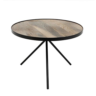 Round Coffee Table ( 60 X 60 X 42 Cm )