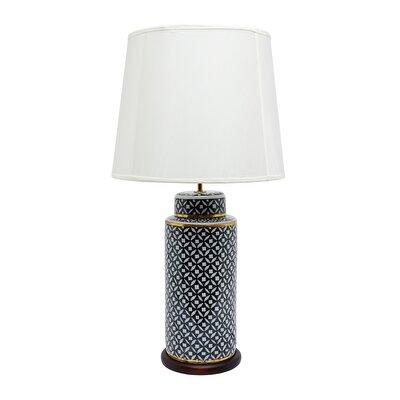 Porcelain Lamp ( 38 X 78 Cm )