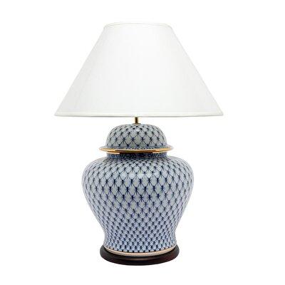 Porcelain Lamp ( 45 X 75 Cm )