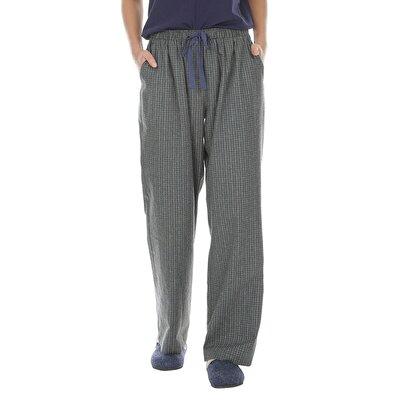 Pyjama Bottom With Piping Detail