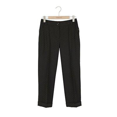 Resim Double Paça Cep Detaylı Pantolon