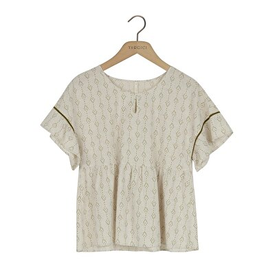Picture of Gathering Detail Blouse