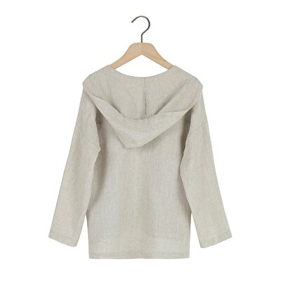Picture of Hooded Blouse