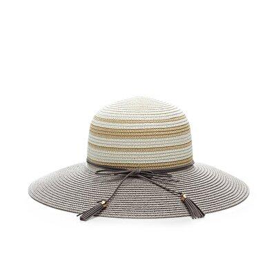 Resim Kaplin Hasır Şapka