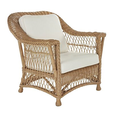 Picture of Rattan Armchair (95x93x66 Cm)