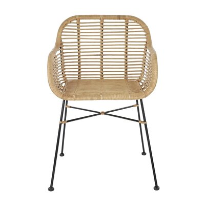 Rattan Chair (47x84x52 Cm)
