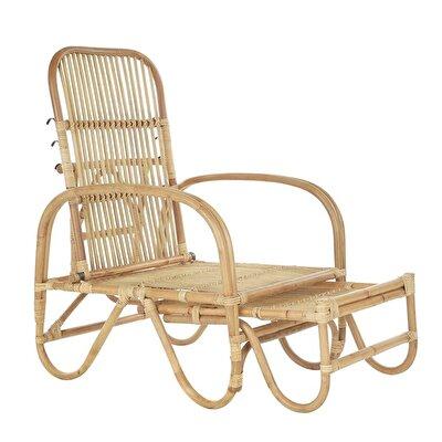 Rattan Chair (62x100x186 Cm)