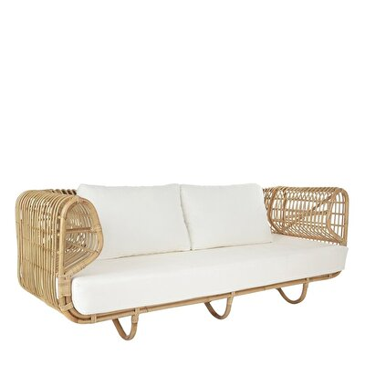 Picture of Rattan Armchair (73x180x75 Cm)