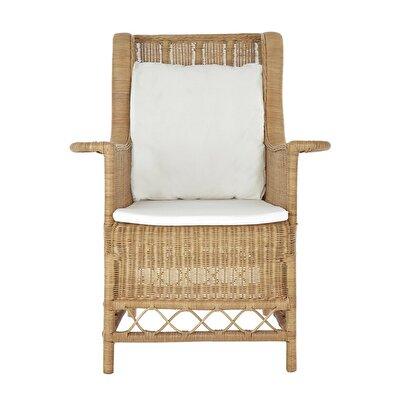 Rattan Armchair (108x81x62 Cm)