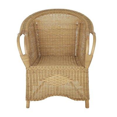 Rattan Armchair (51x88x74 Cm)
