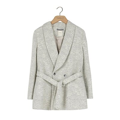 Picture of Shawl Collar Coat