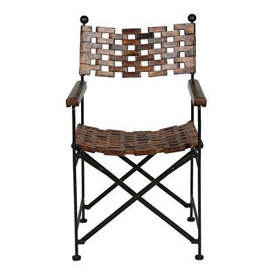 Wooden Director Chair (  56 X 95 X 41 Cm  )