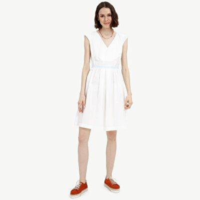 Belt Detailed Dress