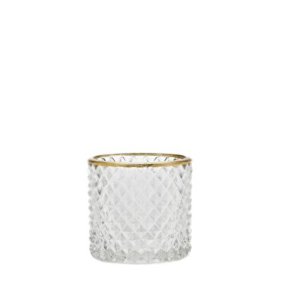 Picture of Glass Candle ( 8 X 8 Cm )